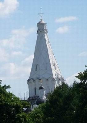 Храм Вознесения июль 2007