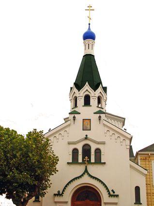 храм-памятник в честь Казанской иконы Божьей Матери